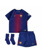 Barcelona Kids Home Kit 2017/2018