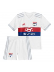 Lyon Kids Home Jersey Kits 2017/2018