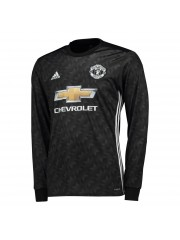 Manchester United Long Sleeve Away Jersey 2017/2018