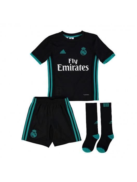 d977c3593 Real Madrid Kids Away Kit 2017 2018