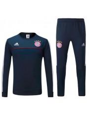 Bayern Munich Sapphire Tracksuit 2017/2018