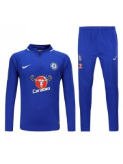 Chelsea Blue Tracksuits 2017/2018
