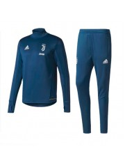 Juventus Blue Tracksuit 2017/2018 - High