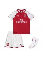 Arsenal Home Mini Kit  2017/2018