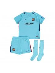 Barcelona Kids Away Kit 2017/2018