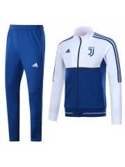 Juventus White Jacket 2017/2018 (New Logo)