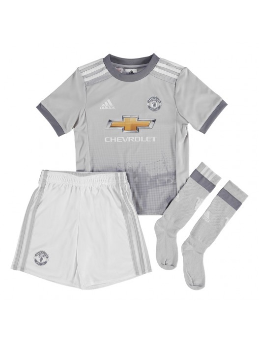 new product 86409 35128 Manchester United Third Away Kit 2017/2018