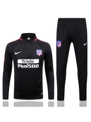 Atletico Madrid Black Tracksuits 2017/2018