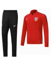 Atletico Madrid Squad Red Jacket 2017/2018