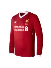 Liverpool Long Sleeve Home Jersey 2017/2018