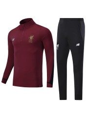 Liverpool Red Tracksuit 2017/2018