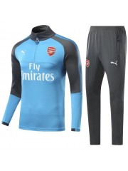Arsenal Blue Tracksuit 2017/2018