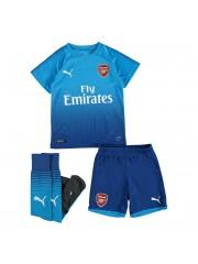 Arsenal Away Mini Kit  2017/2018