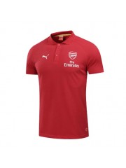 Arsenal Red Polo 2017