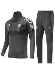 Bayern Munich UCL Tracksuits Dark Green - 2017/2018