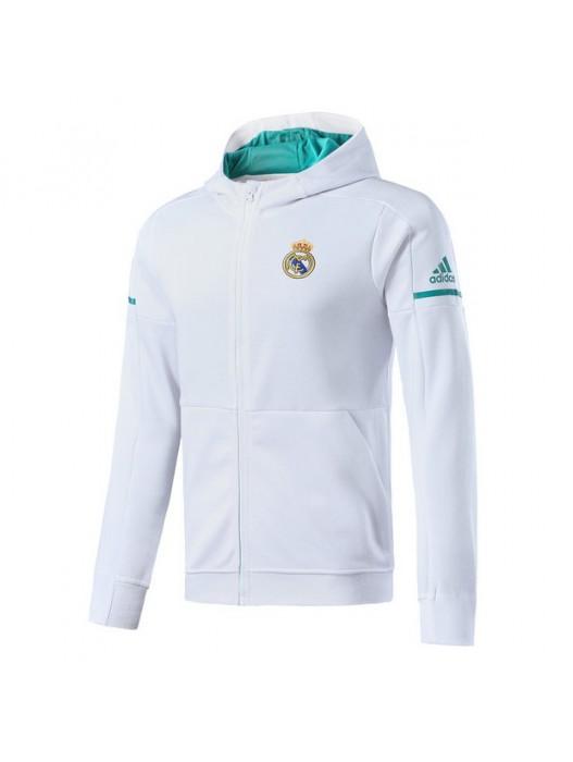 brand new 90772 74034 Real Madrid Presentation Jacket - White 2017/2018