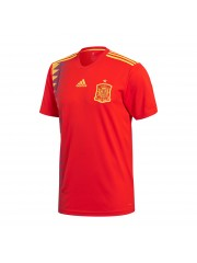 Spain World Cup Home Jerseys 2018