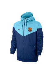 Barcelona Authentic Windrunner - Royal Blue