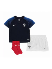 France Kids Home Kit World Cup 2018
