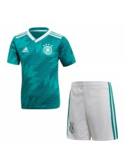 GERMANY World Cup Away Jerseys 2018 Kids