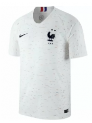 France Away Jersey World Cup 2018 (Double stars)