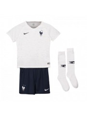 France Kids Away Kit World Cup 2018 (Double stars)