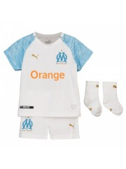 Olympique de Marseille Kids Home Kit 2018/2019