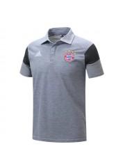 Bayern Munich Training Polo - Grey