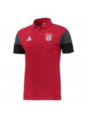 Bayern Munich Training Polo - Red
