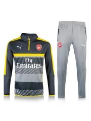 Arsenal Yellow Tracksuit 2016/2017