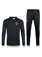 Manchester United Cup Black Tracksuit 2016/2017
