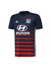 Lyon Away Jersey 2017/2018
