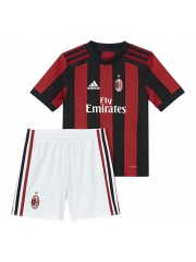 AC Milan Kids Home Kit 2017/2018