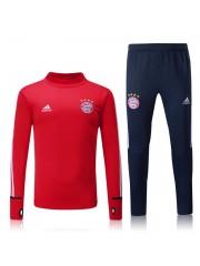 Bayern Munich Red Tracksuit 2017/2018 Kids