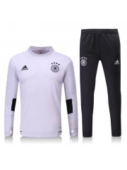 Germany White Tracksuits 2017/2018